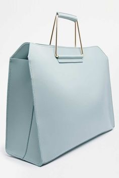 A Ladylike Pastel Tote Will Ease You Into Fall -- The Cut