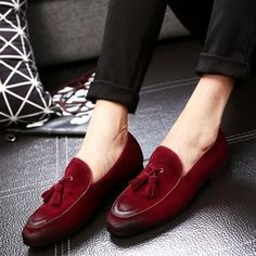 Oxford Suede Moccasin - Fayz Shoes