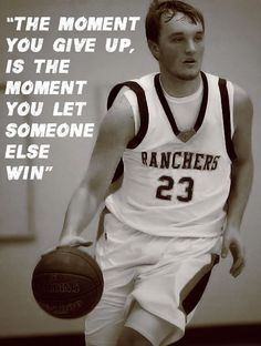 basketball quote More #basketballquotes