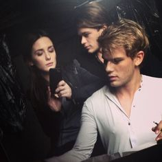 Luce, Cam and Daniel