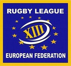 Rugby League European Federation logo Nations Cup, Rugby Sport, Team Mascots, European Cup, Rugby League, Great Logos, Sports Logos, Cheerleading, Team Logo