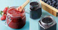 Tipy na efektivnější a jednodušší marmelády bez chemie a zbytečného cukru