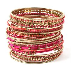 Meenal Bangle Set   $50