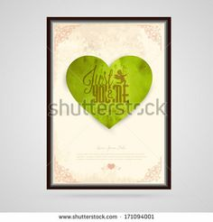 Happy Valentine's day card , and vintage background , heart, vintage, Happy Valentines Day Card, Abstract Images, Background Vintage, Royalty Free Stock Photos, Heart, Illustration, Frame, Cards, Picture Frame