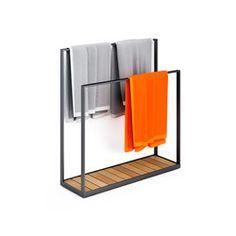 Toalleros-estanterías toallas-Accesorios de baño-Garden towel hanger-Röshults