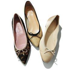 なじませカラー以外にも、バレエ靴のバリエーションはこんなに豊富! 見た目にも楽しいニュースを厳選してお届け