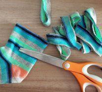 Tawashi : idées DIY comment fabriquer l'éponge d'origine japonaise