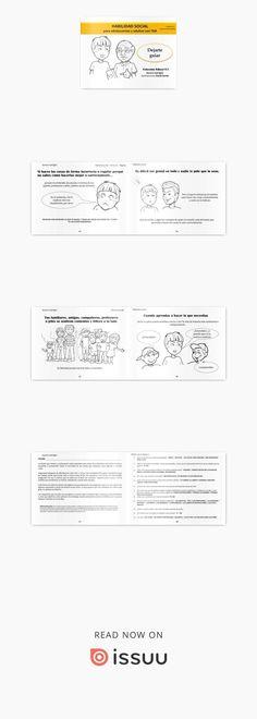 Habilidades sociales para adultos y adolescentes con TEA Colección EducaTEA para adolescentes, jóvenes y adultos con Síndrome de Asperger (TEA)