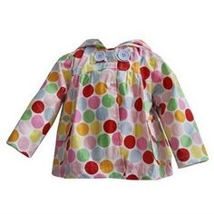 Lovely polka dots and colors !