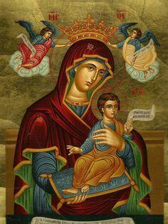 Kroning van de Moeder Gods
