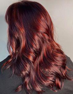Short Auburn Hair, Light Auburn Hair Color, Brown Auburn Hair, Dark Red Hair, Hair Color Dark, Short Hair, Red Blonde, Brown Hair, Auburn Hair With Highlights