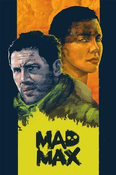 MAD MAX on Behance by David Belliveau www.davidbelliveau.com