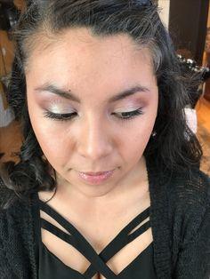 Homecoming/prom make up aveda make up look