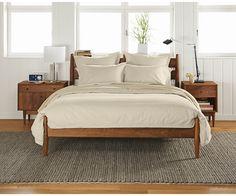 Best Mcm Bedroom On Pinterest Queen Beds California King 400 x 300