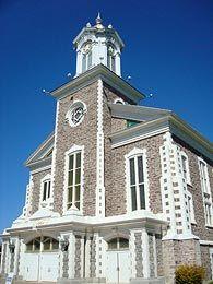 Logan, Utah tabernacle