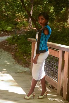 White Out || Miss LAJA  #fashion #africanfashion