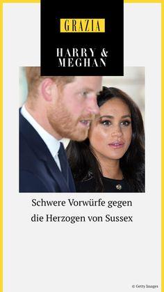 Prinz Harry und Meghan Markle bekommen immer wieder Gegenwind und diesmal aus der Richtung von Thomas Markle. Der Vater der ehemaligen Schauspielerin erhebt nämlich schwere Vorwürfe gegen die beiden. #grazia #grazia_magazin #prinzharry #meghanmarkle #sussex #royals