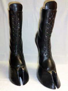 Satyr hoof boots by HORSEKING on Etsy