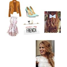 Untitled #11 by v-lovertommo on Polyvore featuring polyvore fashion style Cecilia Ma Chanel