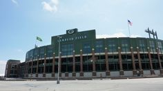See a Packers game @ Lambeau Field.  Wisconsin is in my blood!