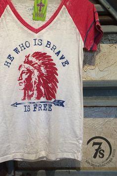 The Brave – Savannah Sevens Western Chic