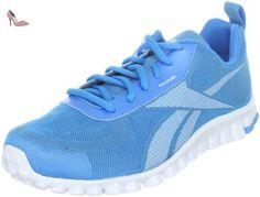 Reebok  REALFLEX SCREAM, Sneakers Basses femme - bleu - Blau (CALIFORNIA BLUE/WHIT), 37 EU - Chaussures reebok (*Partner-Link)