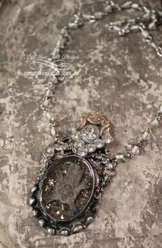 {Guard Your Heart} necklace By Have Faith Designs