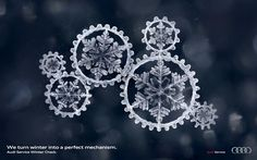 Audi Service Winter Check | We turn winter into a perfect mechanism. | Verba, Italy
