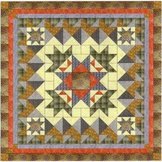Easy Quilt Kit Crown of Roses | Quilts | Pinterest : easy quilt kits - Adamdwight.com