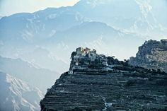 on the top of the mountain by anna carter on 500px (in the NW of Yemen)