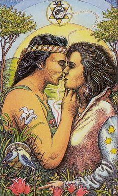 arcano VI los amantes - Google Search