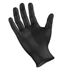 Disposable Black Nitrile Gloves Powder Free Exam are a versatile glove made of synthetic nitrile material. These nitrile gloves are disposable, durable, features textured fingertips, and enhanced tactile sensitivity for easy, comfortable use. Black Latex Gloves, Nitrile Rubber, Cleaning Gloves, Disposable Gloves, Sharp Objects, Tattoo Supplies, Cosmetology, Latex Free, Shopping Hacks
