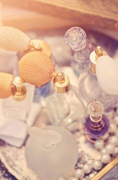 Find your Signature Summer Scent | Lily & Coco http://lilyandcoco.co.uk/find-your-signature-summer-scent/ #perfume #vintage