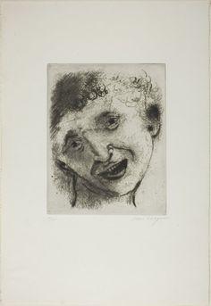 Self-Portrait, Smiling   The Art Institute of Chicago