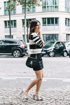 The Style Of Julia Restoin Roitfeld | BeSugarandSpice - Fashion Blog
