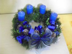 Christmas Dance, Christmas Time Is Here, Christmas Tree, Candle Making Business, Centerpieces, Wreaths, Candles, Ideas, Design