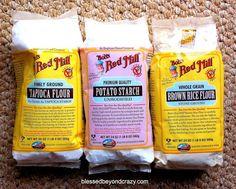 Gluten Free Flour Blends