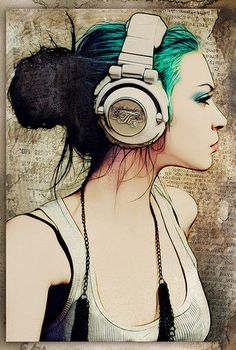 Art-beautiful-draw-drawing-emo-girl-favim.com -54318_large picture on VisualizeUs on imgfave