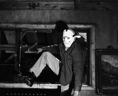 FRIDAY THE 13TH PART III, Richard Brooker as Jason, 1982. ©Paramount