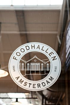 My 5 new favorite places in Amsterdam - de Foodhallen, an indoor street food market