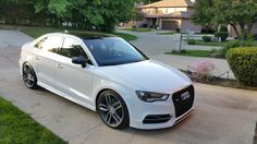 All model years and platforms! - Page 45 Audi A3 Sedan, Audi Rs3, Luxury Villa Rentals, Classy Cars, Hot Cars, Luxury Cars, Dream Cars, Porsche, Automobile