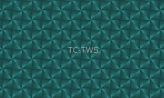 Pyramids and Windmills in Teal is a pattern of triangles that look like pyramids when viewed close up, but look like toy windmills from further away. You may see something else.  This is the teal version and is available on a range of home decor products..