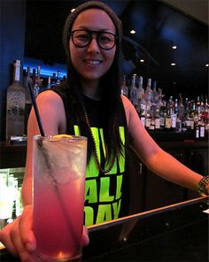 XXX PINK LEMONADE by Janice Paik #thereallword #showtime #LAdiesNYght