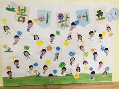 [만들기] - 환경구성>크래프트>누리놀이 Class Design, Crafts For Kids, Nursery, Education, Spring, Crafts For Children, Kids Arts And Crafts, Baby Room, Child Room