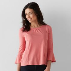 SONOMA Goods for Life Petite SONOMA Goods for LifeTM Flared Top