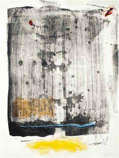 Helen Frankenthaler, Walking Rain