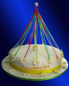 Mayday Cake Decorating Ideas