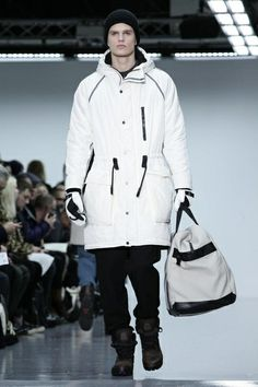 Christopher Raeburn Menswear Fall Winter 2014 London - NOWFASHION