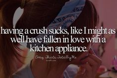 Omg thats totally me quotes Liking Someone Quotes, Crushing On Someone, Totally Me, Having A Crush, Funny Me, Mood Quotes, Falling In Love, I Laughed, Crushes