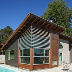 single sloped roof - Google Search